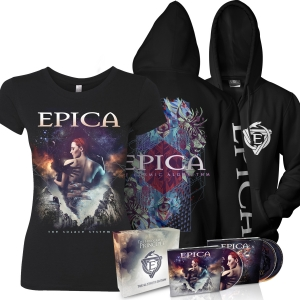 The Solace System Deluxe Box Set Girls Bundle