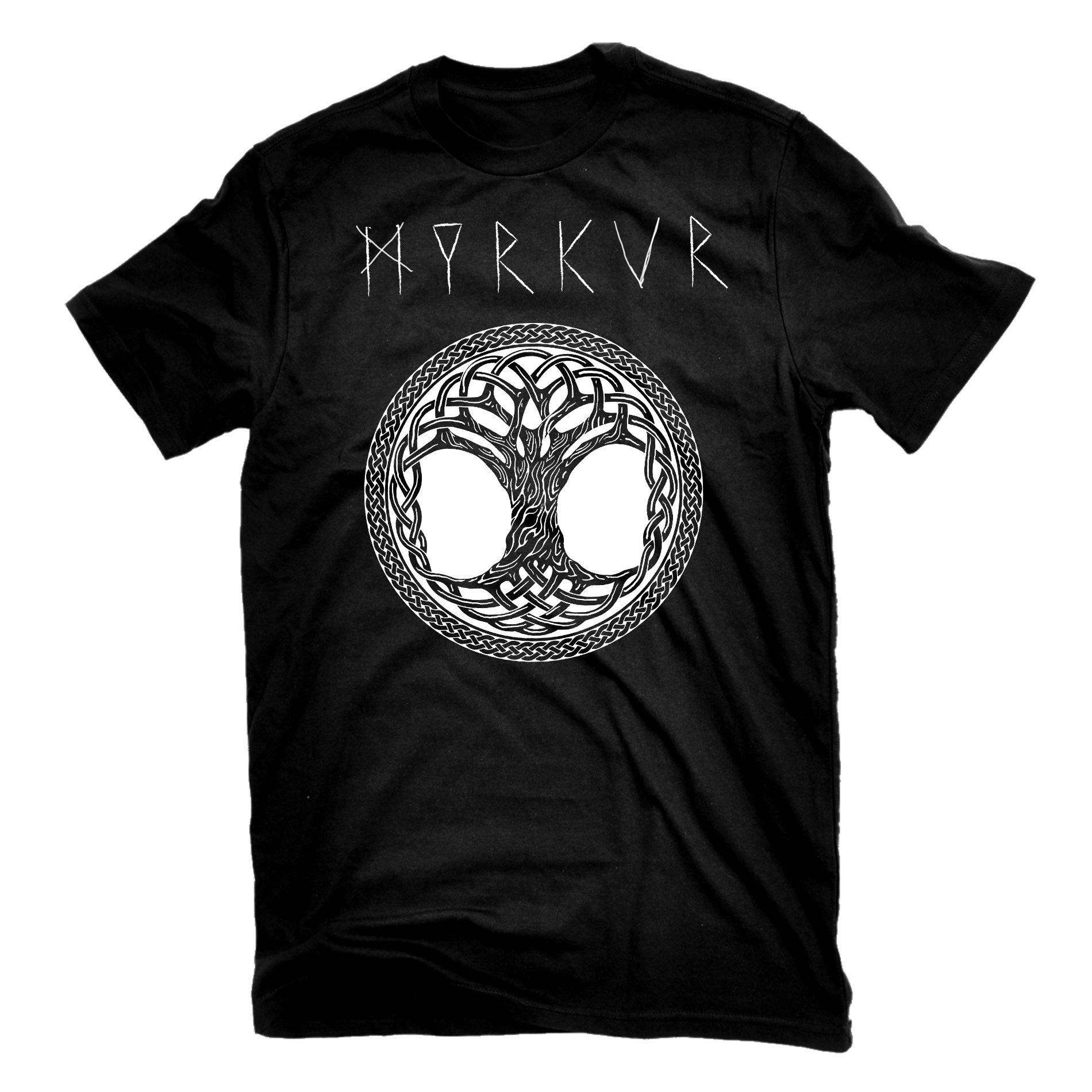 Tree T Shirt + Mareridt LP Bundle