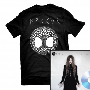 Tree T Shirt + Mareridt CD Bundle