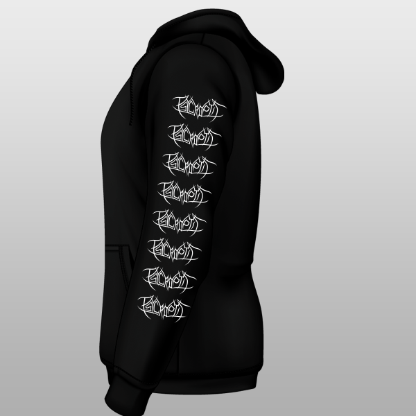 Grief Zipper Hood