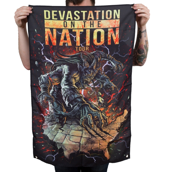 Devastation on the Nation III