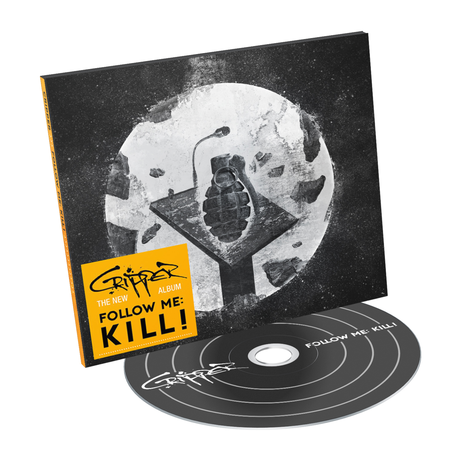 Follow Me: Kill! - CD/LP Bundle