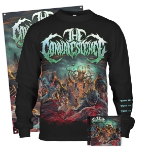 Pre-Order: This Is Hell CD + Longsleeve Bundle