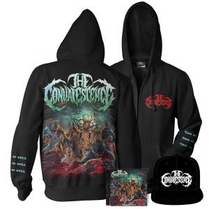 This Is Hell CD + Zip Hoody Bundle