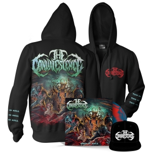 Pre-Order: This Is Hell LP + Zip Hoody Bundle