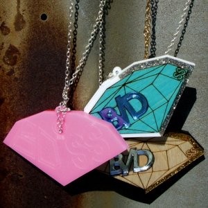 Beautiful/Decay Vs. Steven Shein Diamond Pendant