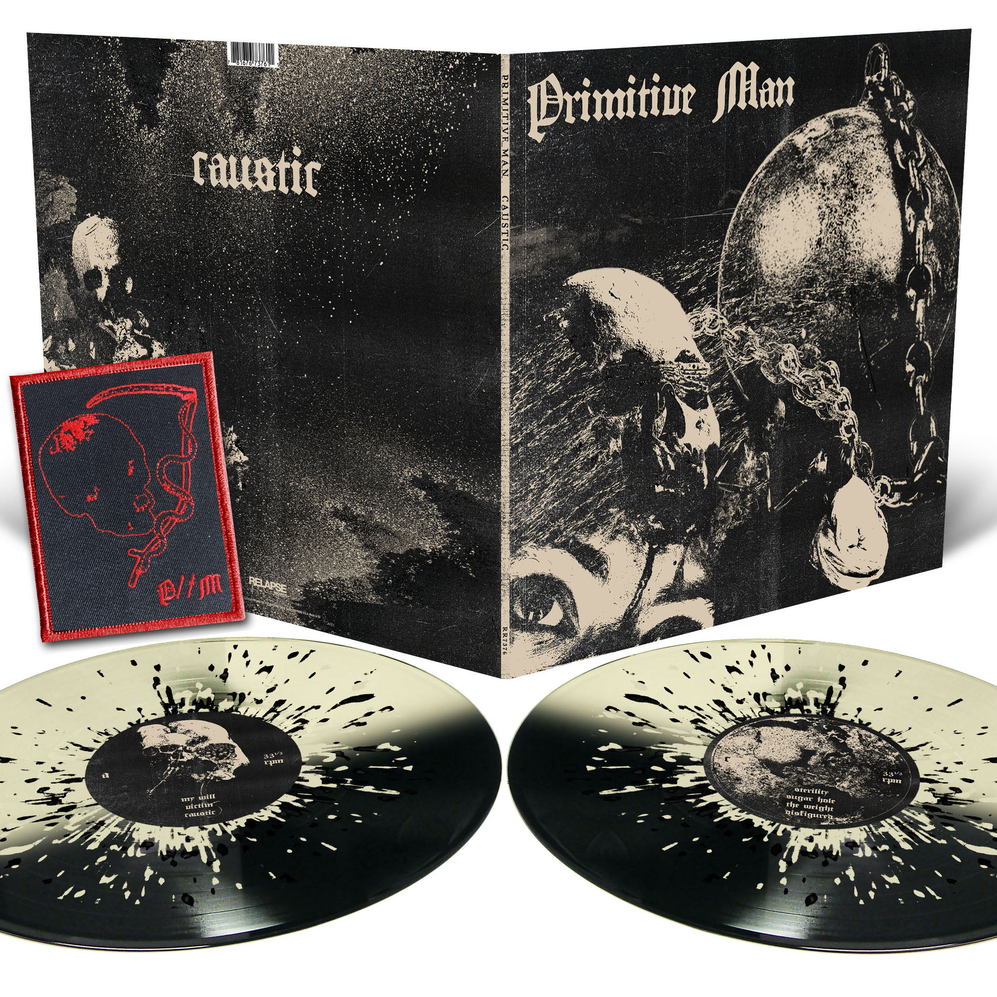 Caustic 2LP + Patch Package