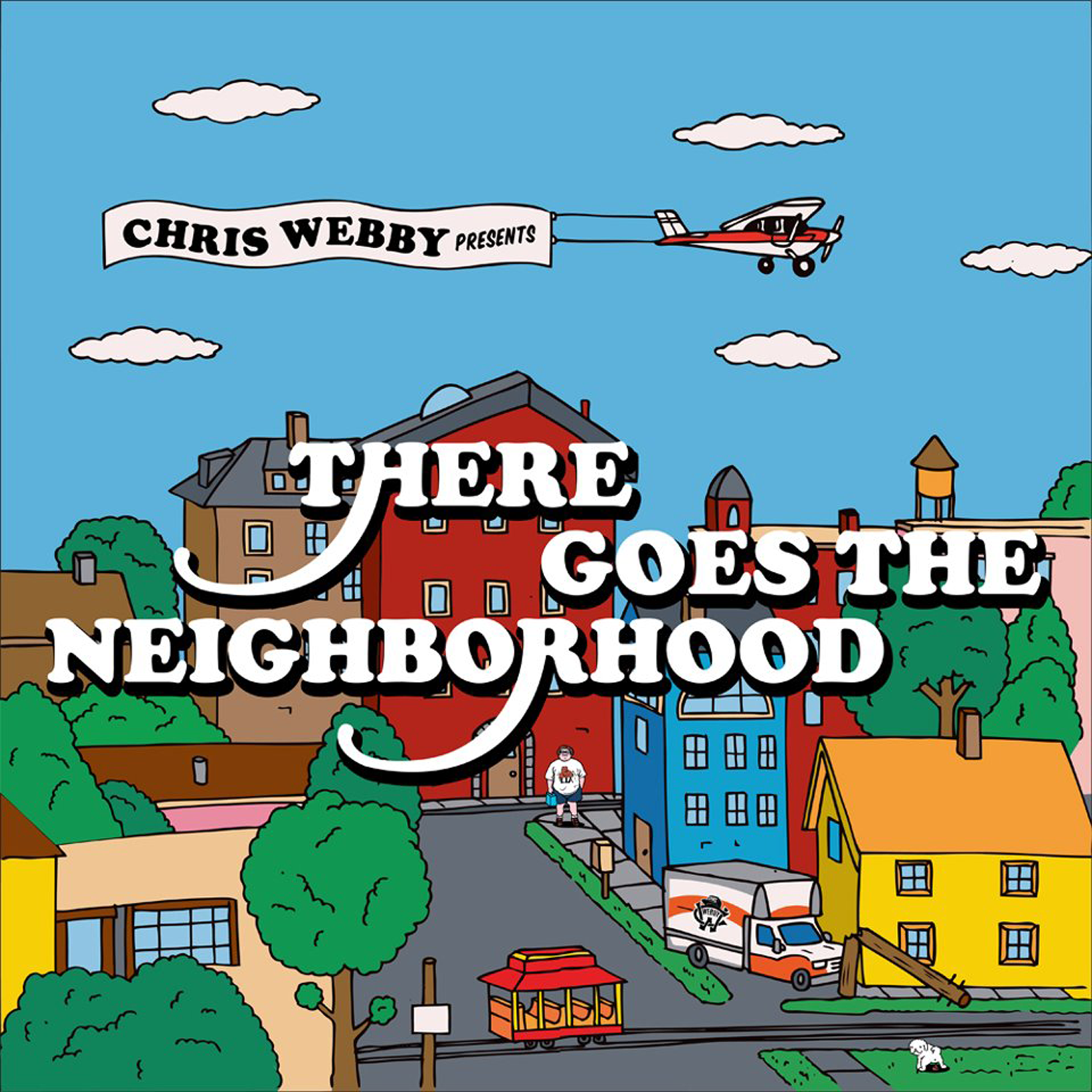 """There Goes The Neighborhood"" Signed CD"