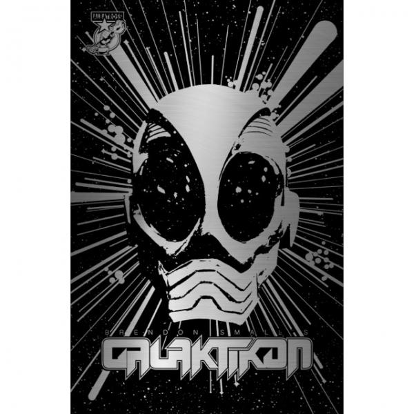Galaktikon #1 (signed SDCC Variant)