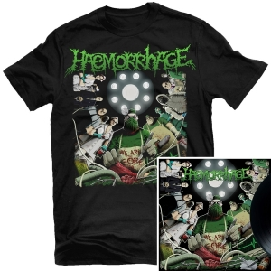 We Are The Gore T Shirt + LP Bundle