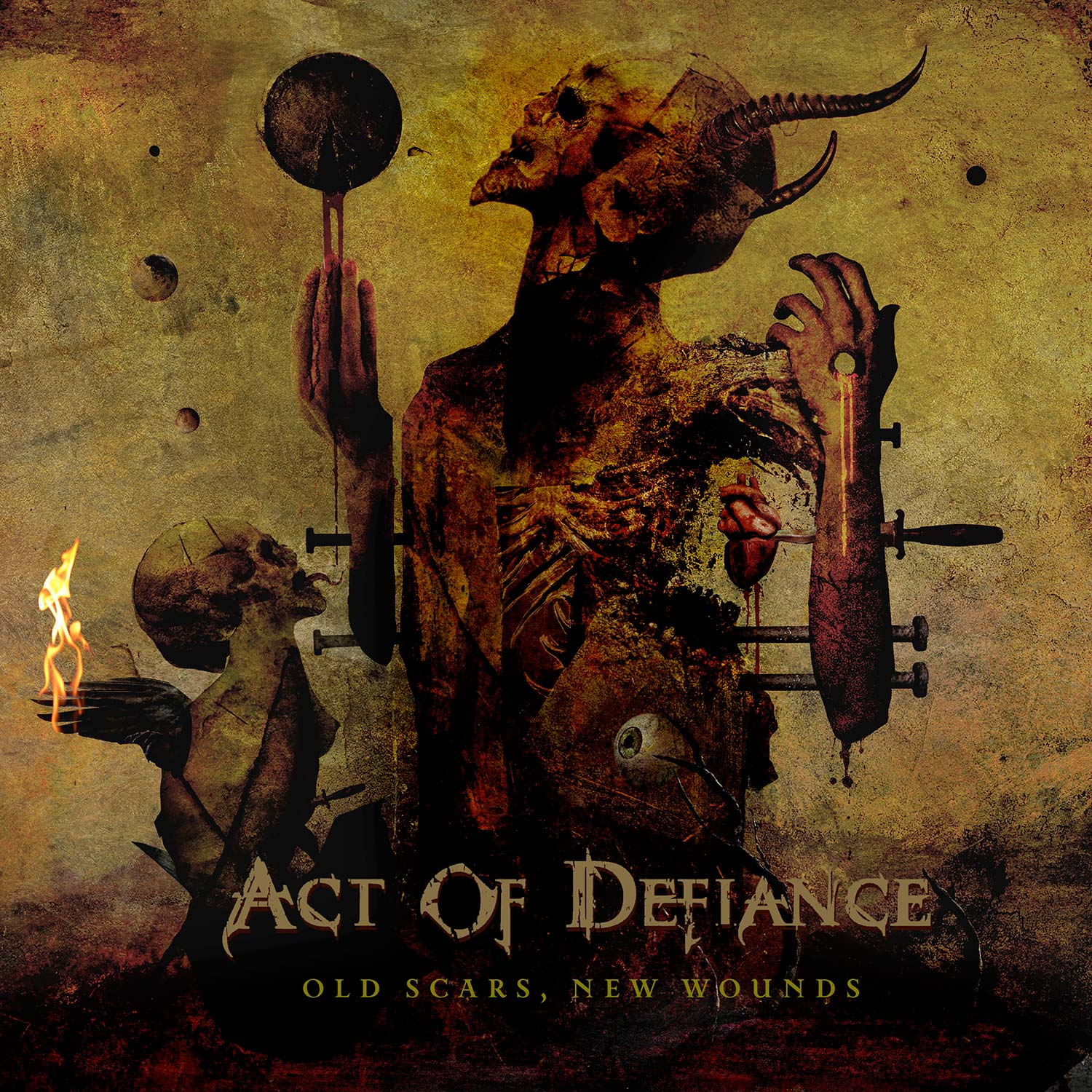 Резултат слика за Old Scars, New Wounds Act of Defiance