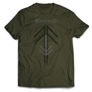 Rune Cross (Green)