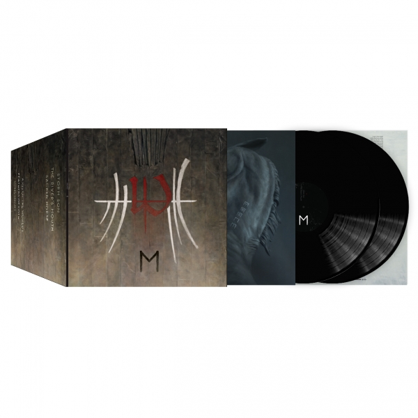 Horse T-Shirt + Black 2LP Bundle