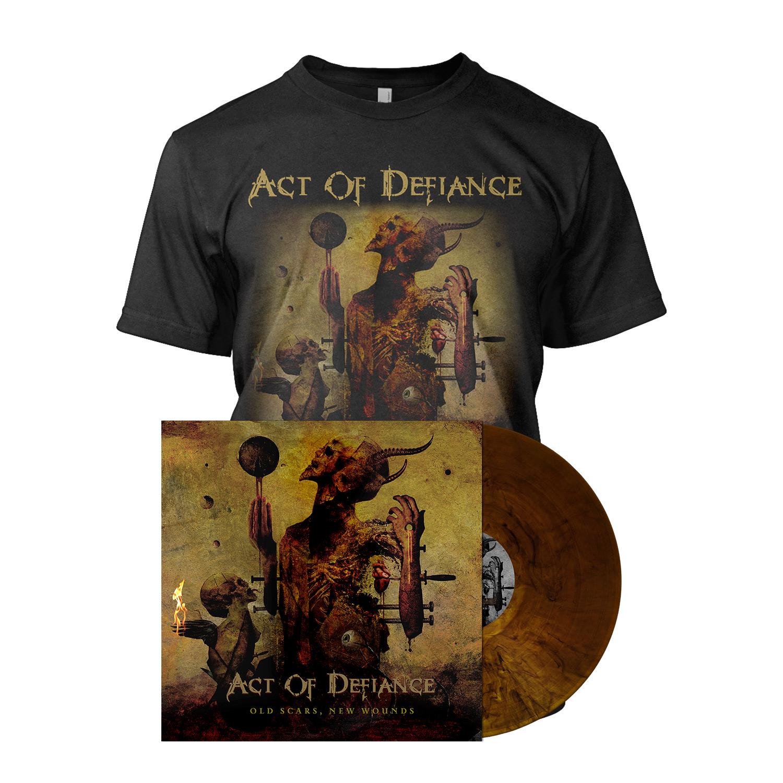 Old Scars, New Wounds - LP Album Bundle