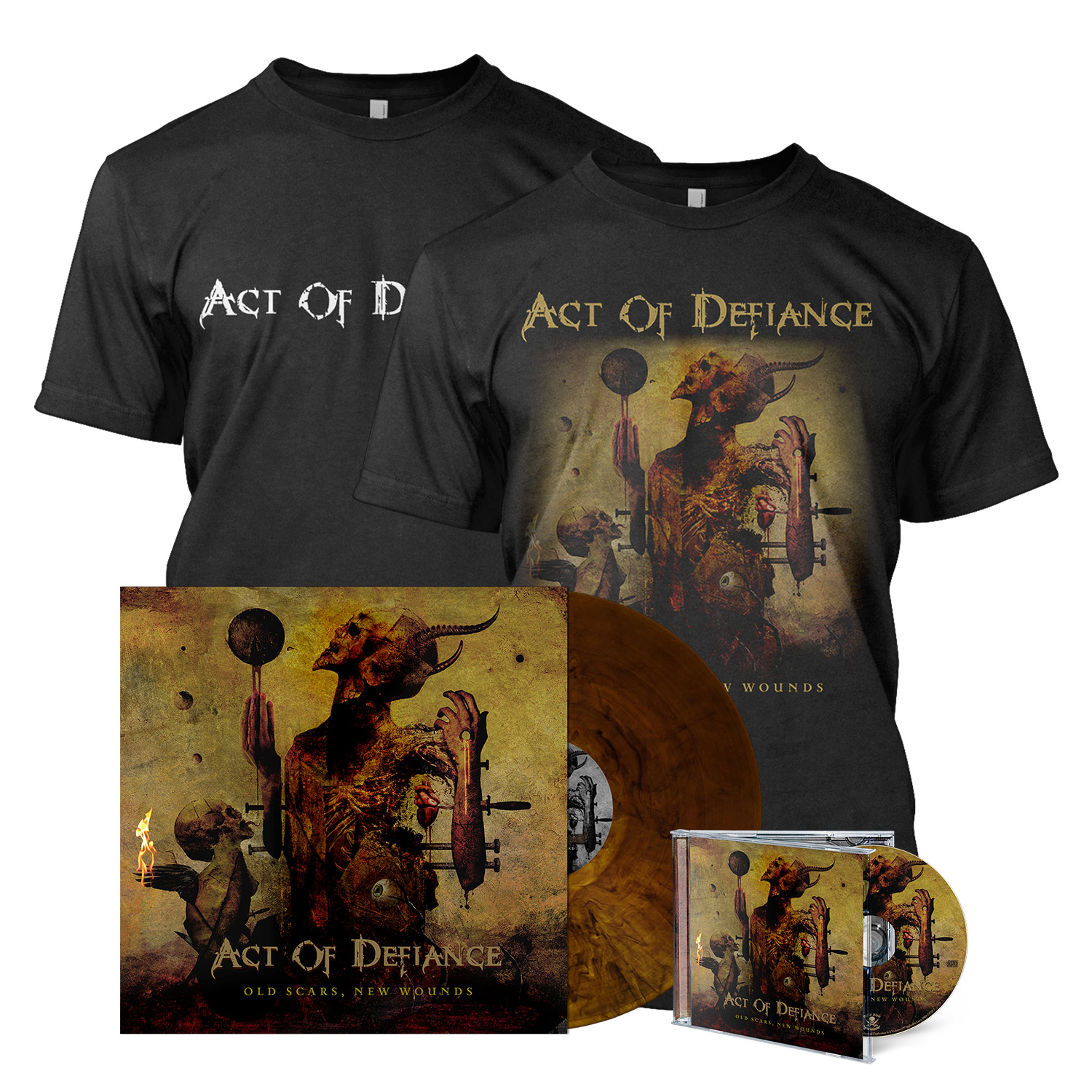 Old Scars, New Wounds - Collectors Bundle
