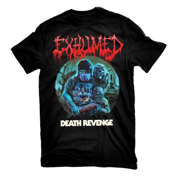Death Revenge T Shirt + LP Bundle