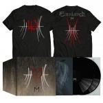 Pre-Order: Cover T-Shirt + Black 2LP Bundle