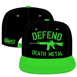 Defend Death Metal (Green)