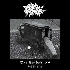 Pre-Order: Our condolences