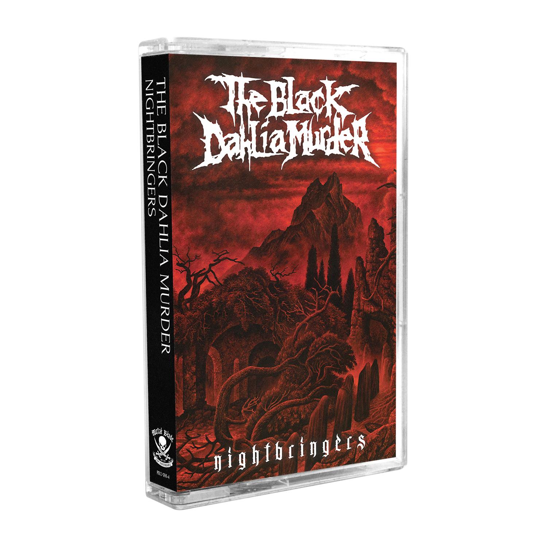 The Black Dahlia Murder Quot Nightbringers Quot Cassette Metal