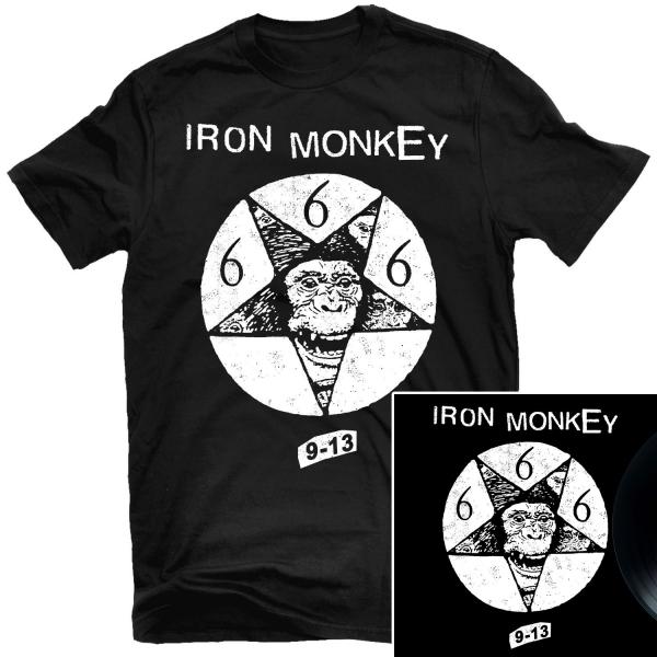 9-13 T Shirt + LP Bundle