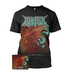 Nemethia CD + Tee Bundle