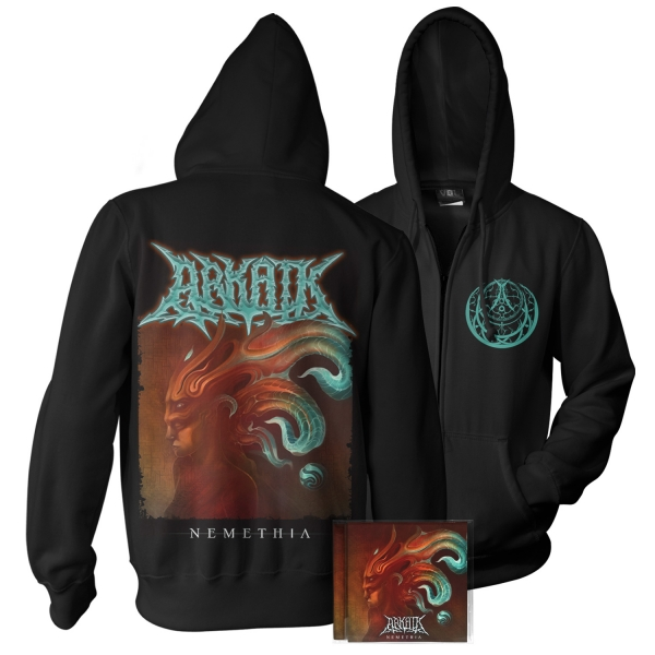Nemethia CD + Hoody Bundle