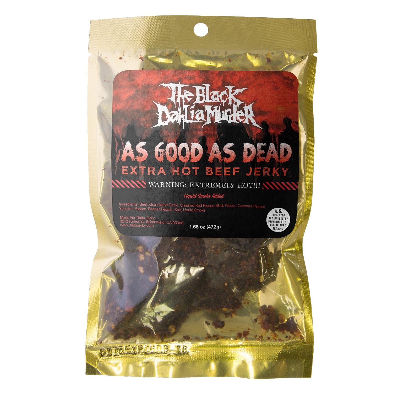 As Good As Dead Beef Jerky
