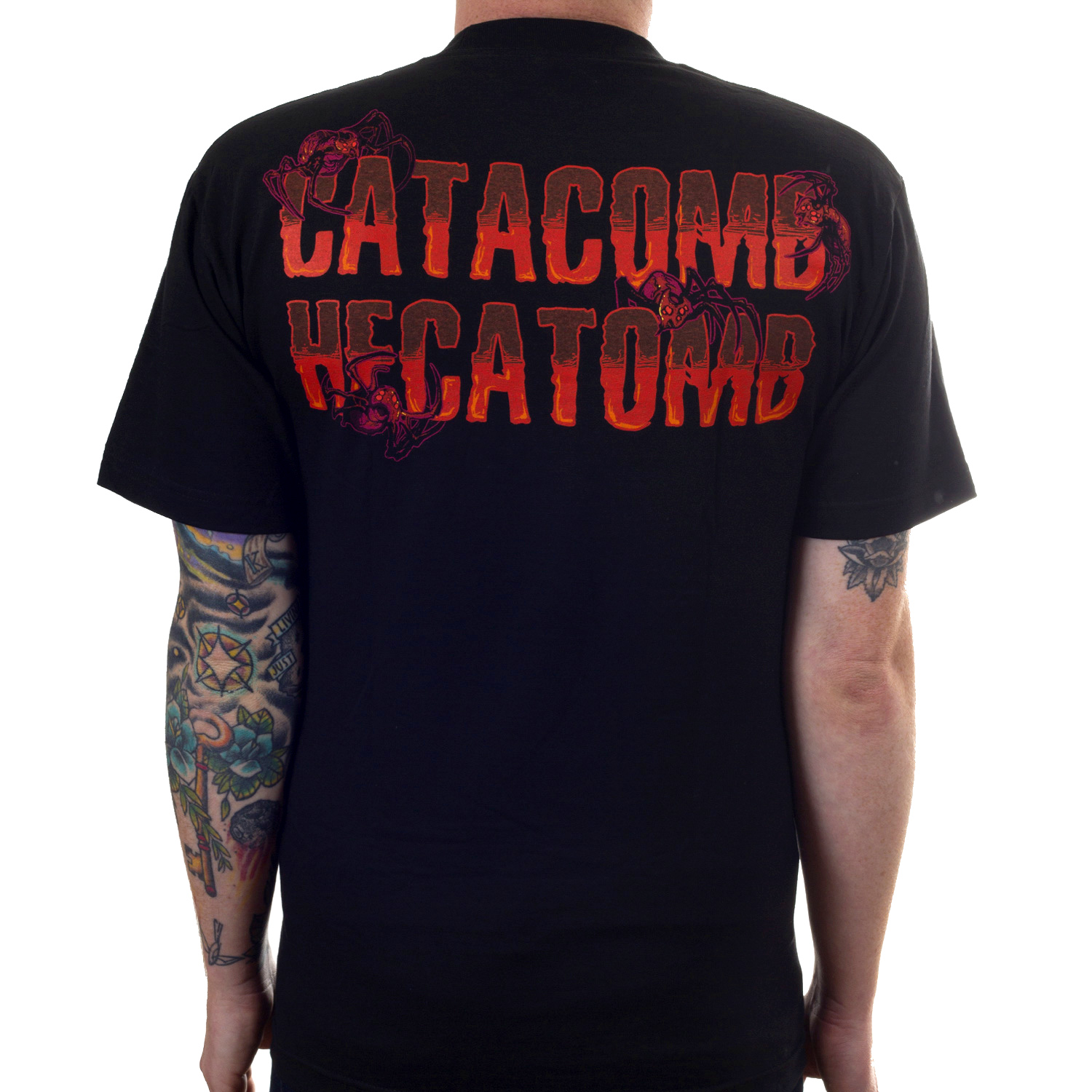 Catacomb Hecatomb