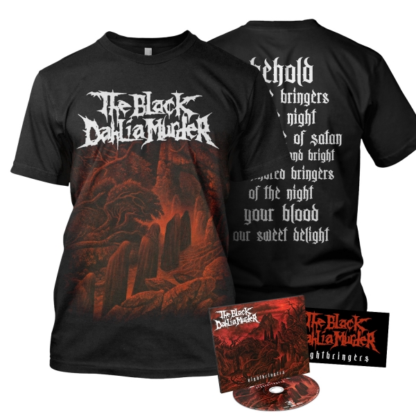 Nightbringers CD Bundle