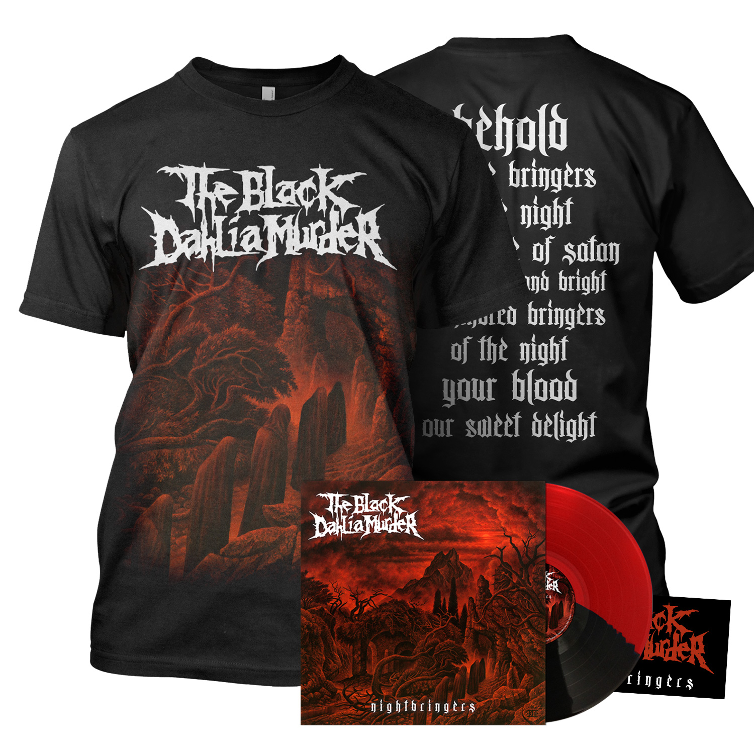 Nightbringers LP Bundle