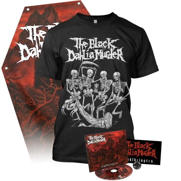 Nightbringers Deluxe CD Bundle