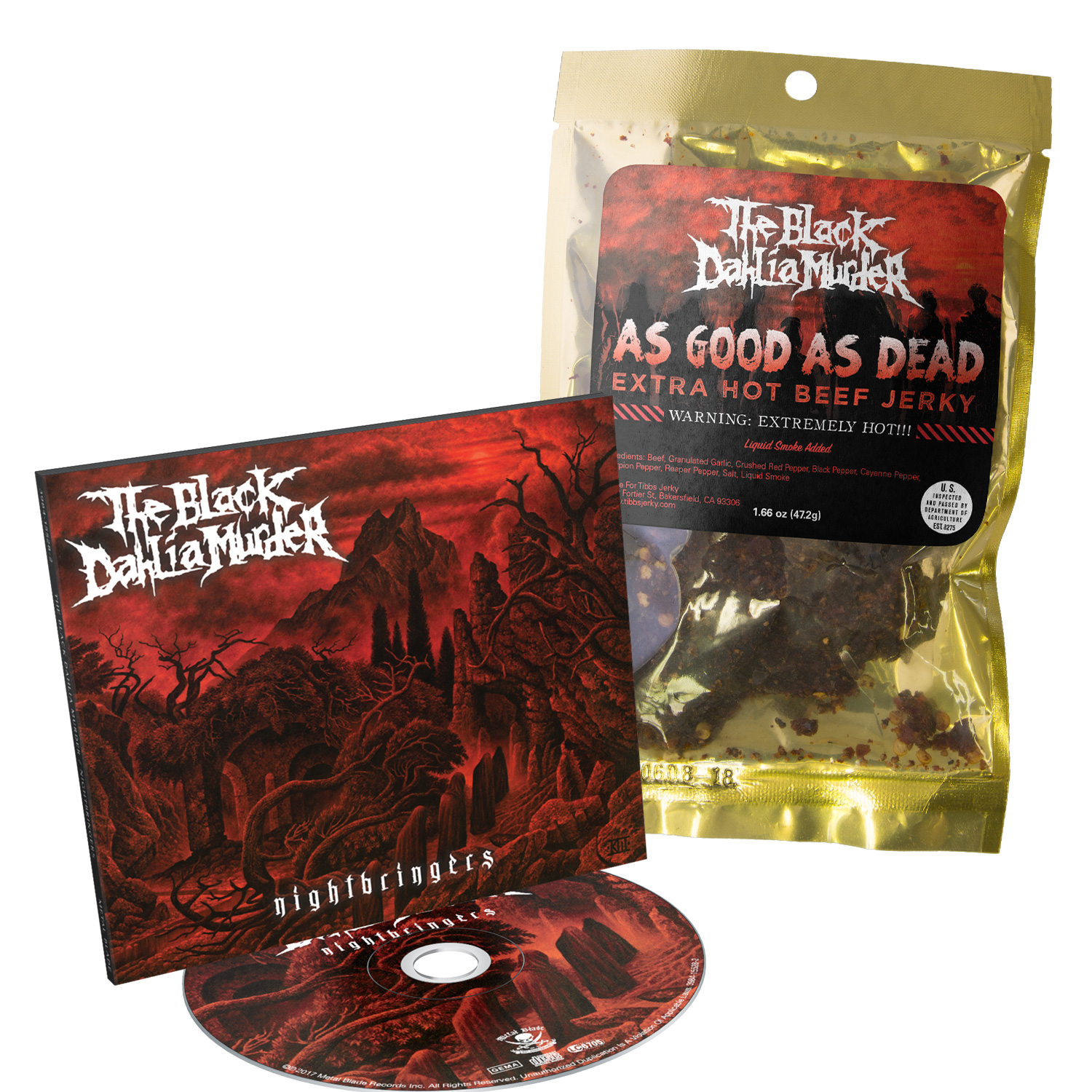 Nightbringers Jerky Bundle