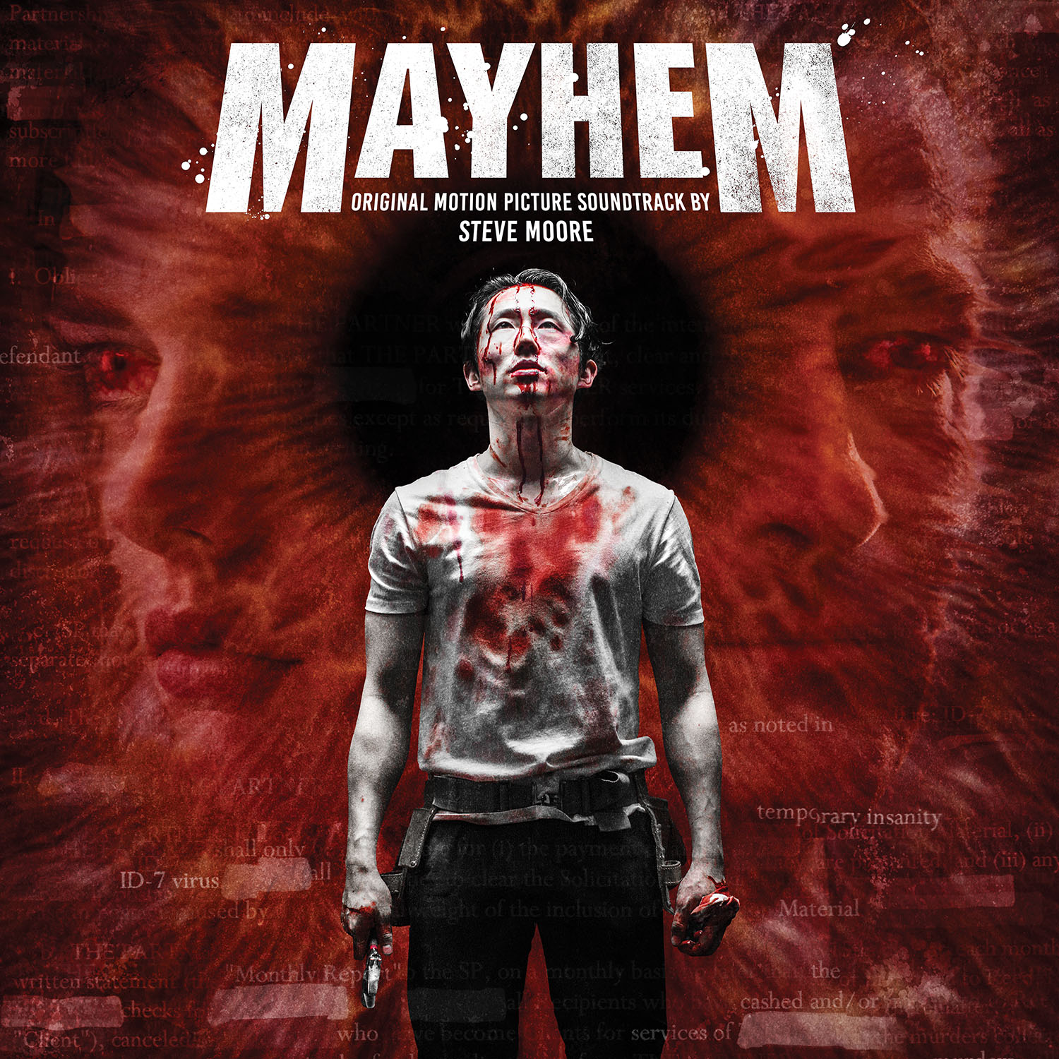 MAYHEM - Original Motion Picture Soundtrack