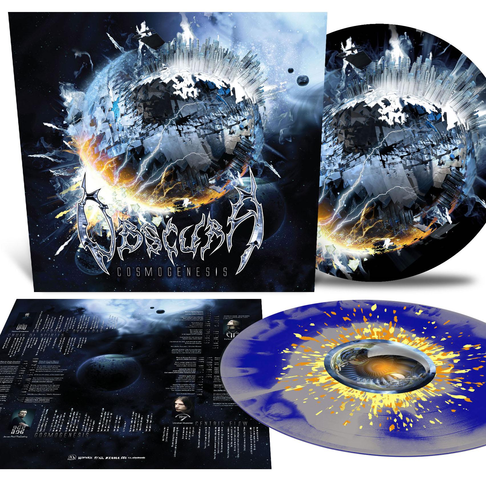 Cosmogenesis Pullover Hoodie + Deluxe LP