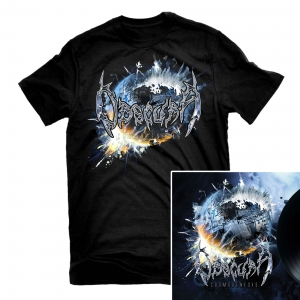 Cosmogenesis T Shirt + Deluxe LP