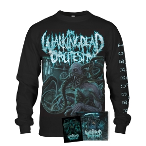 Resurrect CD + Longsleeve Bundle