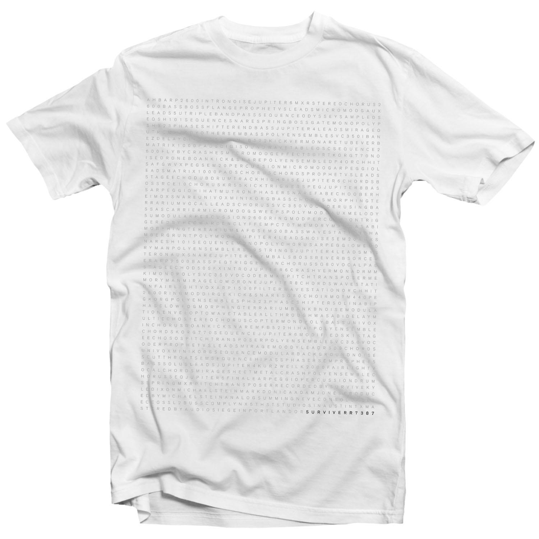 RR7387 T Shirt + LP Bundle