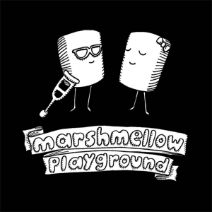 marshmellow playground decal