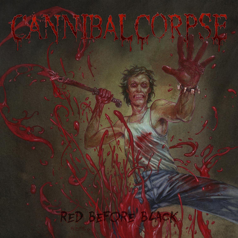 Red Before Black (Split Vinyl)