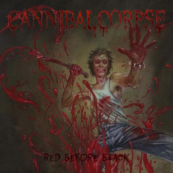Red Before Black (Marble Vinyl)