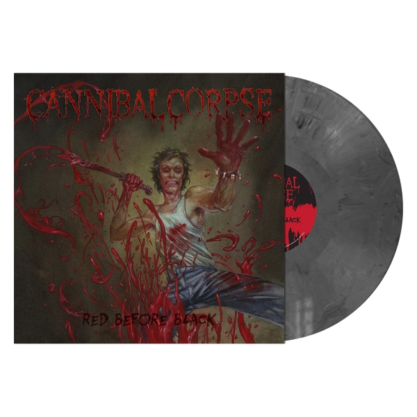 Red Before Black (Marble Vinyl)