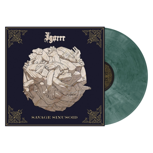 Savage Sinusoid (Pale Blue Vinyl)