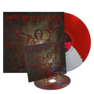 Pre-Order: Red Before Black - CD/LP Bundle