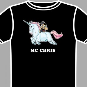 unicorn shirt (color version)