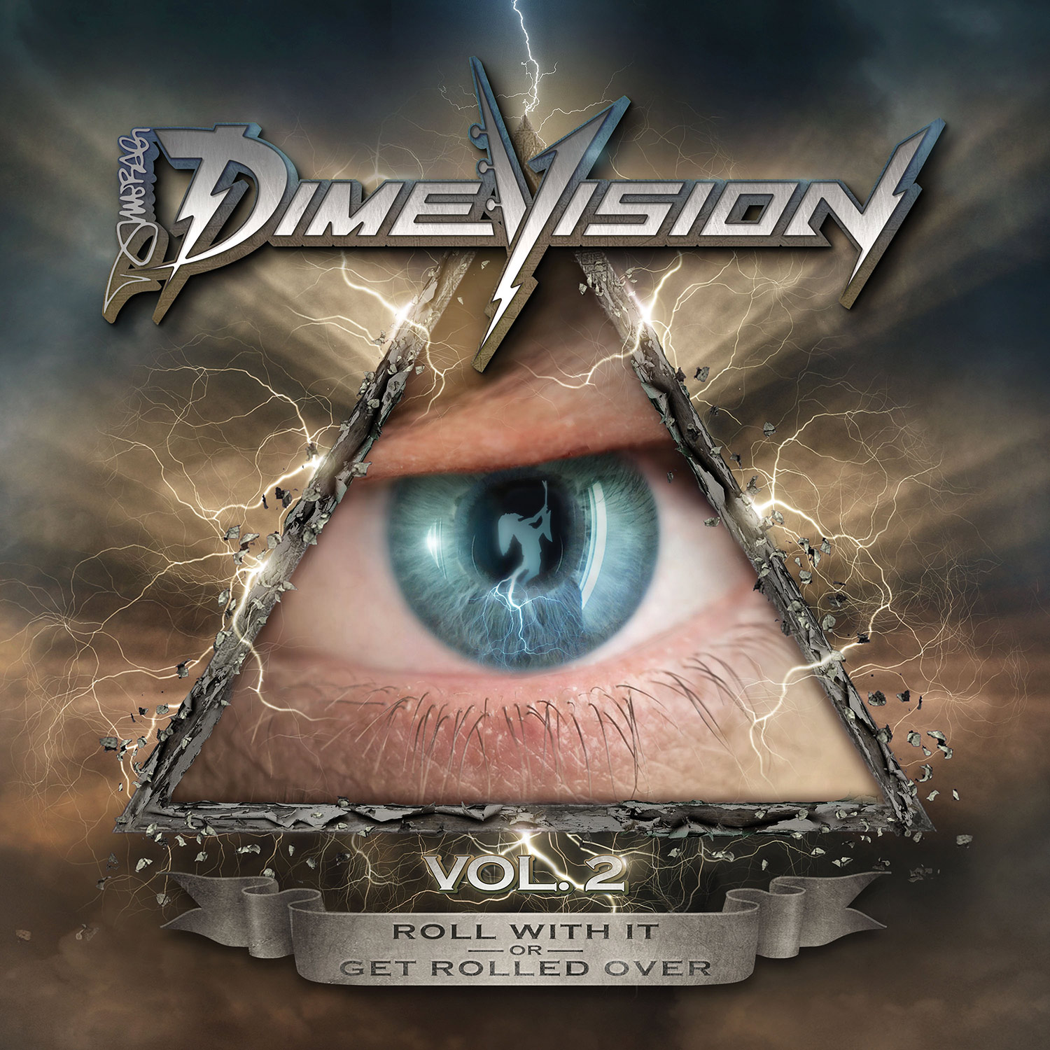 Dimevision, Vol.2: Roll with It or Get Rolled Over