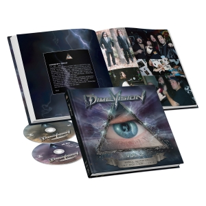 Pre-Order: Dimevision, Vol.2: Roll with It or Get Rolled Over (Deluxe Book)