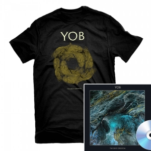 The Great Cessation (Reissue) T Shirt + CD Bundle