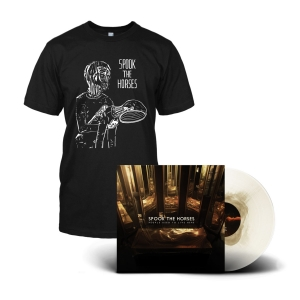 People Used To Live Here LP + Shirt Bundle