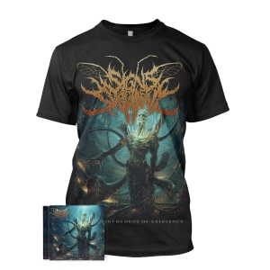Pre-Order: The Disfigurement of Existence CD + Tee Bundle